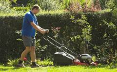 How a lawn-mowing business might benefit from the NBN