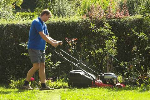 Lawn-mowing can benefit from the NBN?