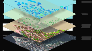Geoscape to give new insights into built environments