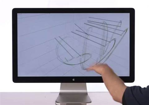 Designers: Dick Smith is selling the Leap Motion