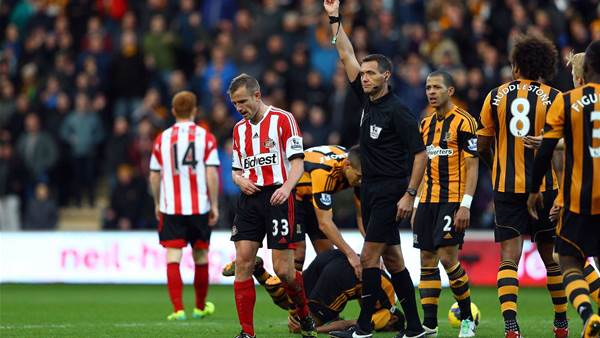 Poyet calls for better discipline at Sunderland