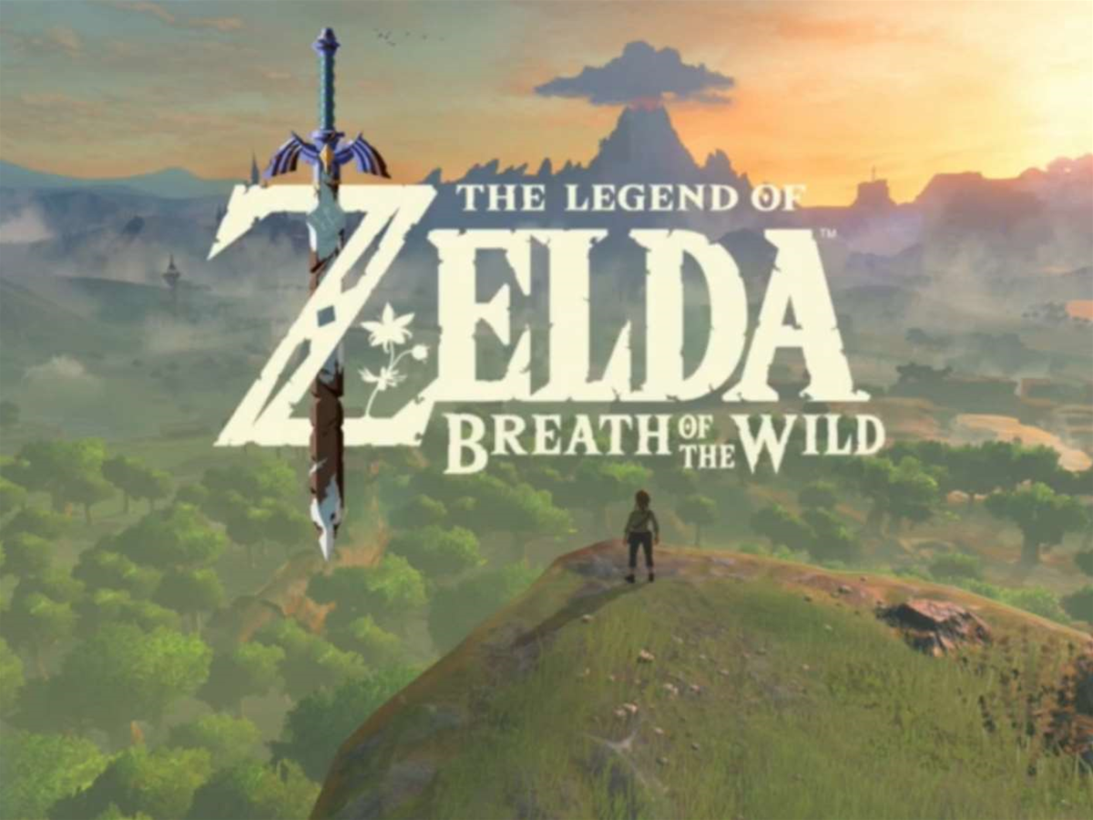 Here's why Legend of Zelda: Breath of Wild will leave you gasping