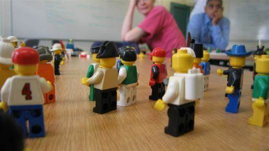 Lego partners with HP to help bring creative learning into schools