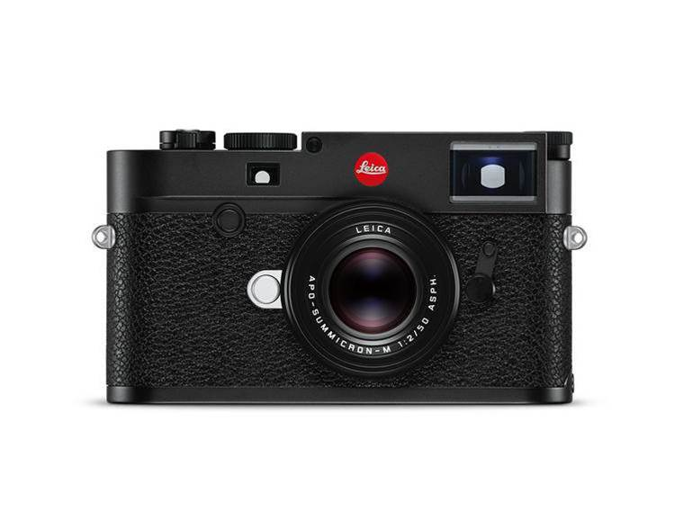 Leica's M10 is slimmer and snappier
