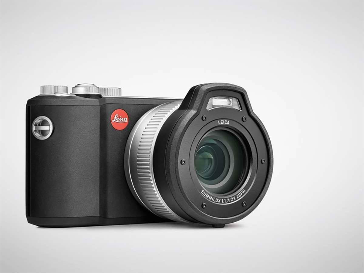 Rugged X-U is the first Leica that's not afraid to get wet