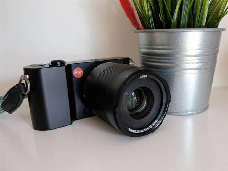 Review: Leica TL2 digital camera