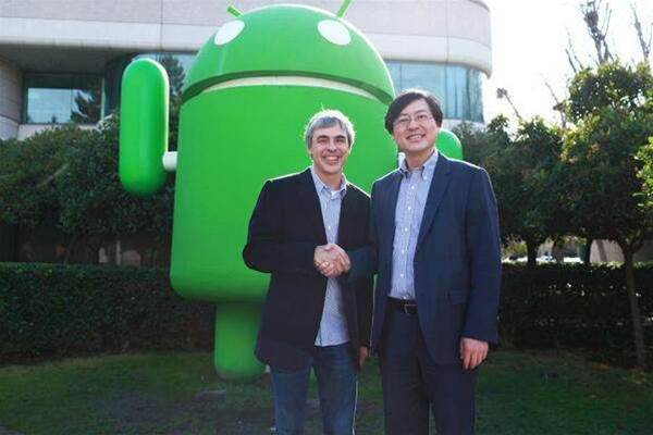 Lenovo to buy Google's Motorola Mobility