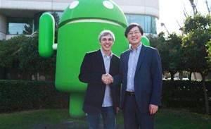Lenovo to buy Google's Motorola Mobility