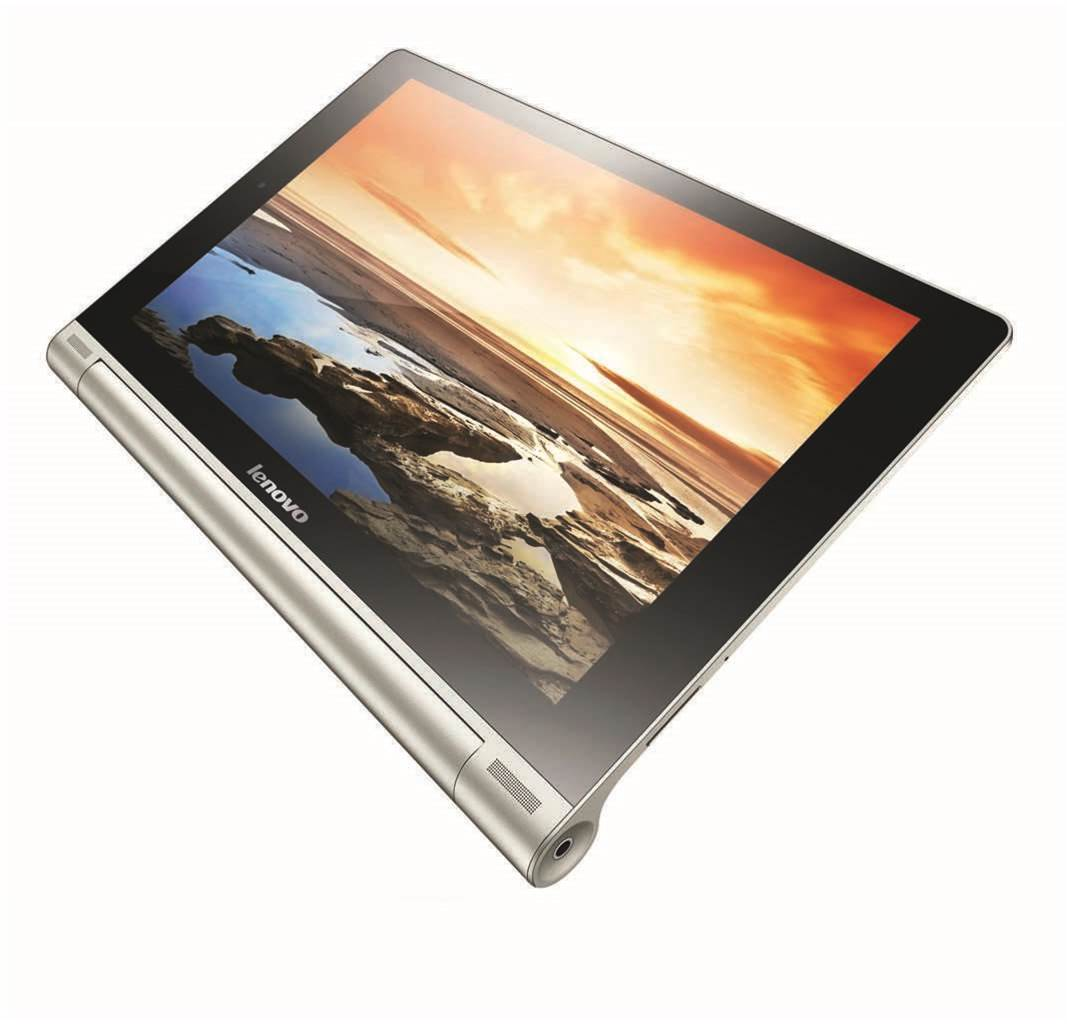 Labs Brief: Lenovo Yoga Tablet 8