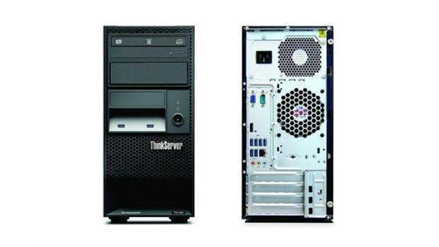 Lenovo's ThinkServer TS150 server reviewed