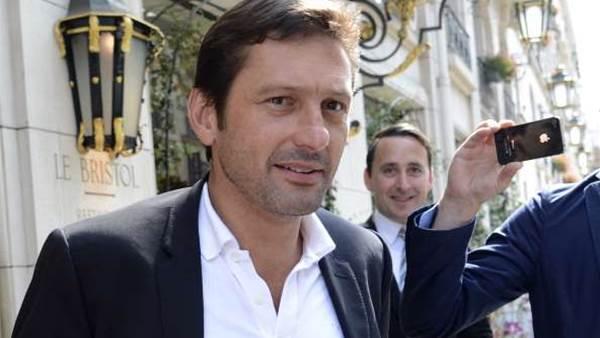 Leonardo leaves PSG
