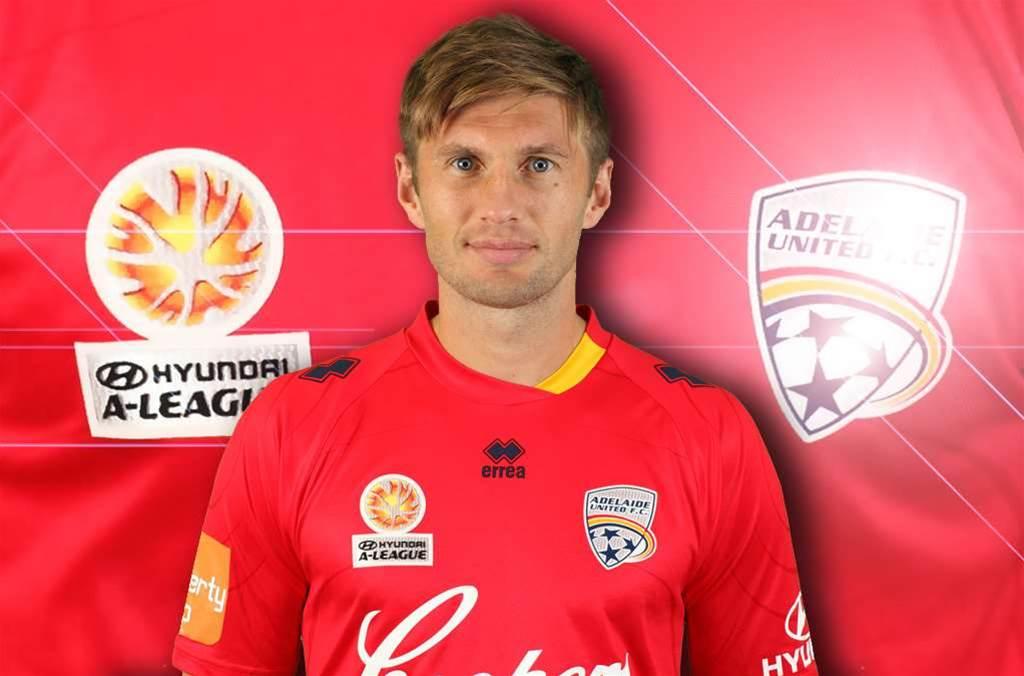Adelaide Lets Levchenko Go