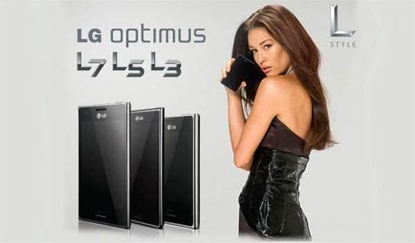 LG's Optimus primed to take on smartphone market