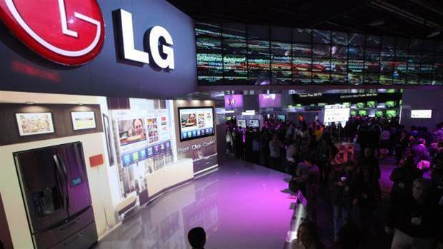 LG wants all of your home appliances to think for themselves