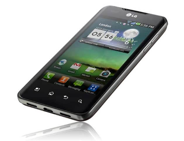 First Look: LG Optimus 2X
