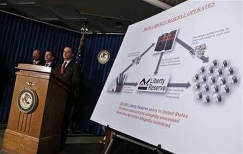 US authorities break up digital currency exchange