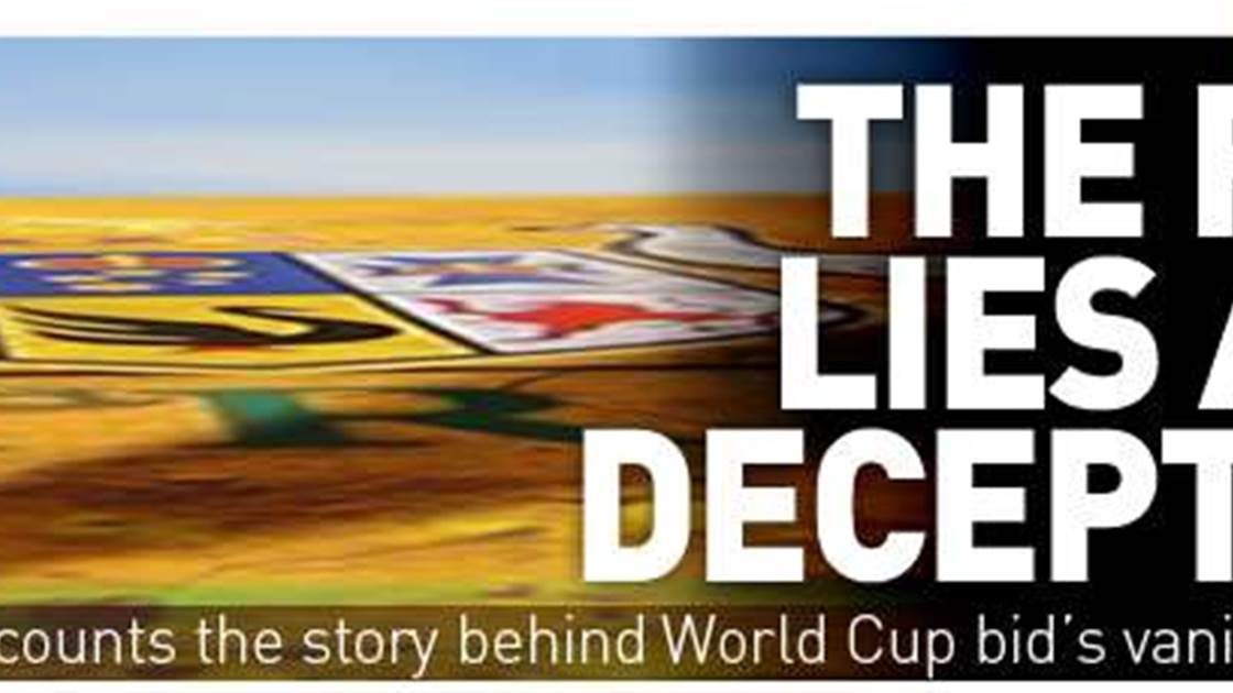 FIFA's Lies And Deceptions
