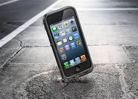 Make your iPhone waterproof and dirtproof
