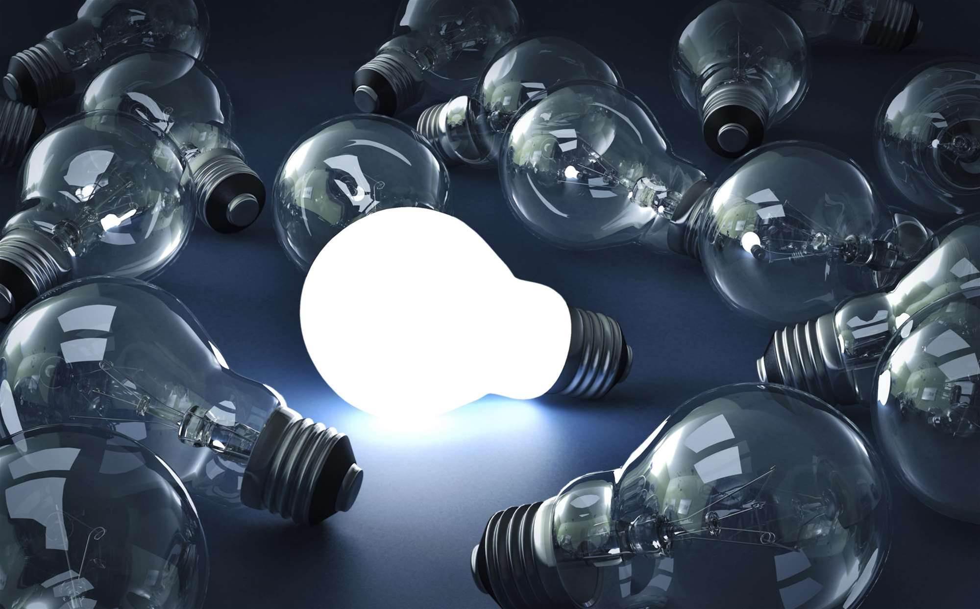 Start-up creates light-based data transfer system