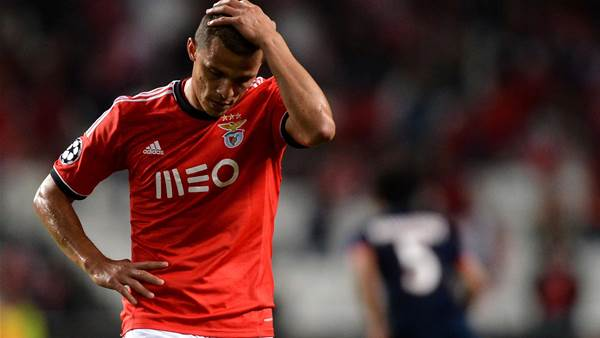 Benfica deserved to progress