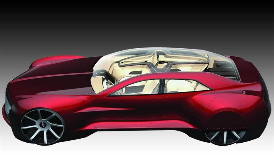 Future tech: Lincoln Continental 2025