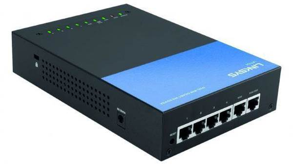 Linksys LRT224 review: a great-value VPN router