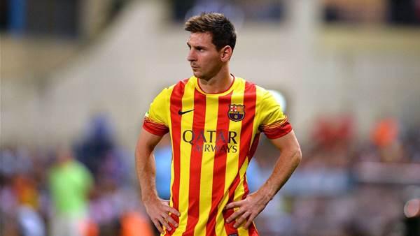 Messi doubtful for Malaga clash