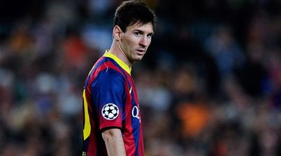 Barcelona chief: No reason to extend Messi deal