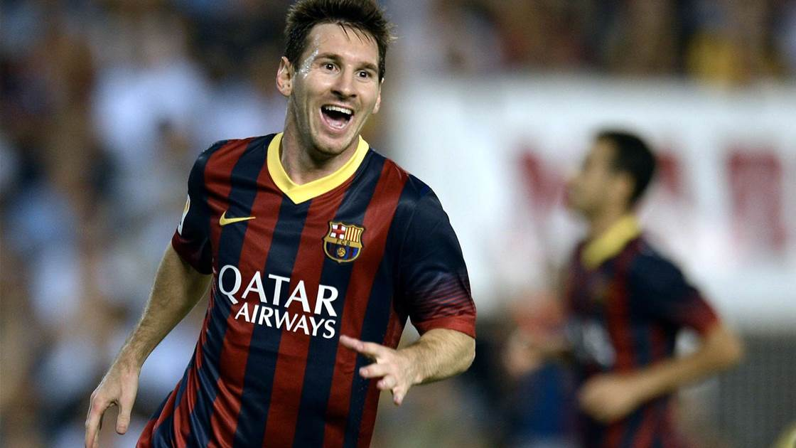 Messi makes payment amid tax charges