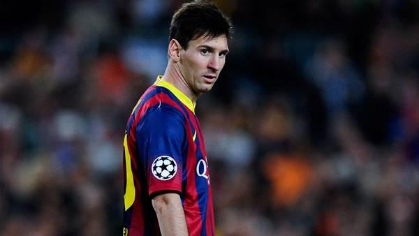 Martino unsure of Messi return date