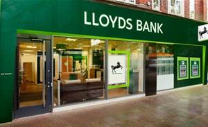 Lloyds Bank hit by massive DDoS