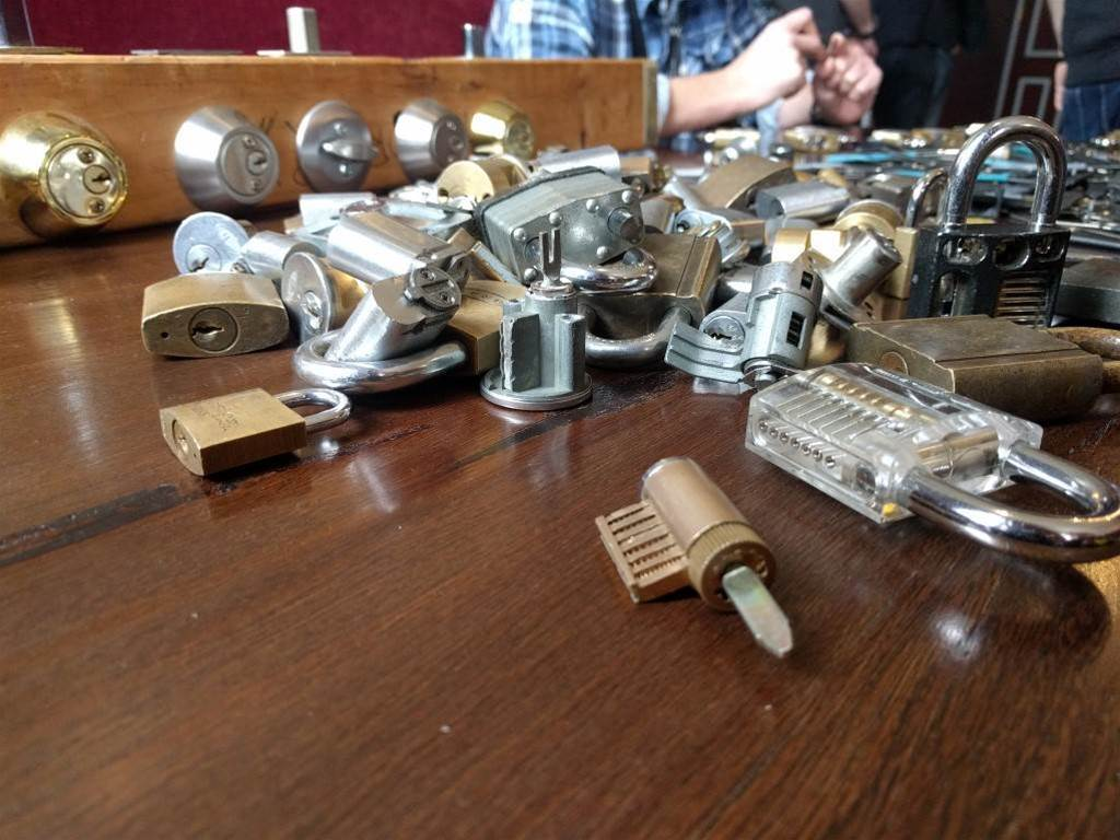 Why hackers learn to pick locks