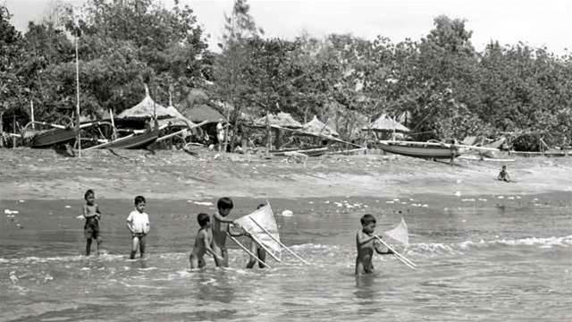 The First Warung in Nusa Lembongan