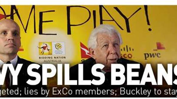 Lowy Spills The Beans