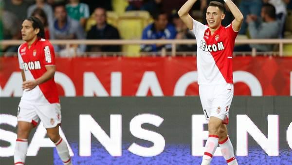 Monaco move three points clear