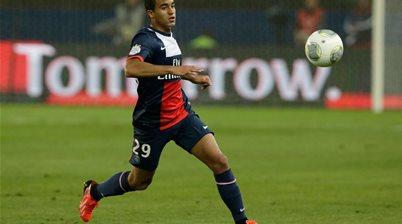 Lucas Moura has no regrets over PSG move