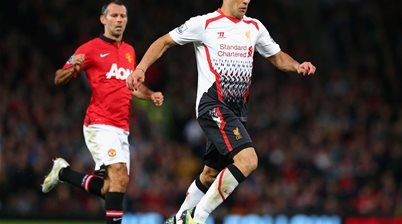 Manchester United wreck Suarez's return