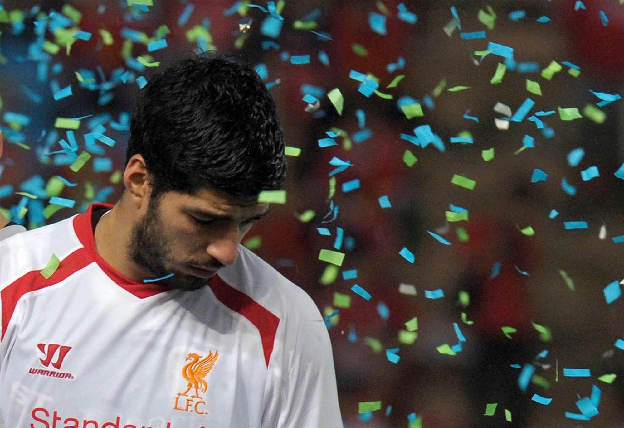 Suarez 'not joining Arsenal'
