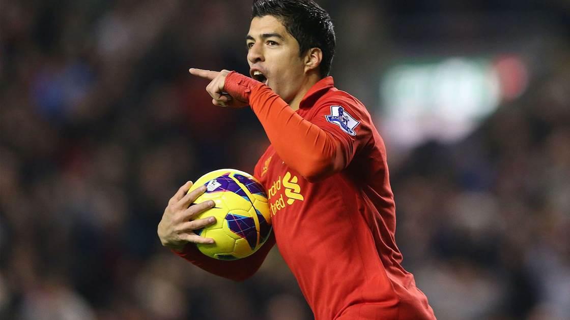 Suarez could return against Manchester United