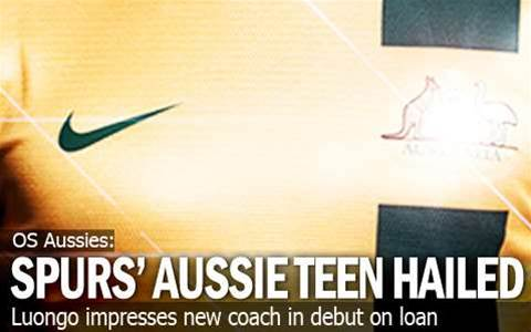 Spurs' Aussie Teen Earns High Praise