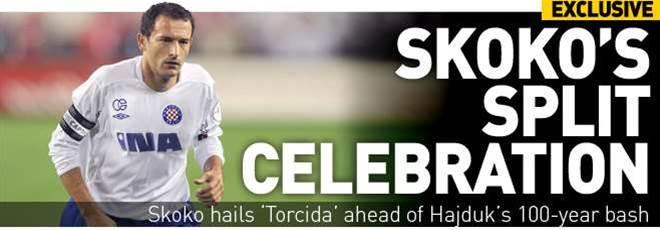 Skoko's Split Celebration