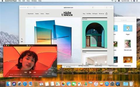 What's new in macOS High Sierra