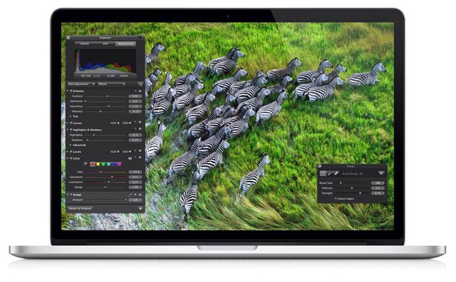Apple MacBook Pro 15in with Retina display: stunning, but expensive