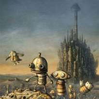 Indie hit Machinarium now available for Android