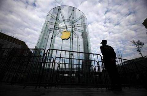Apple hit by hackers who targeted Facebook