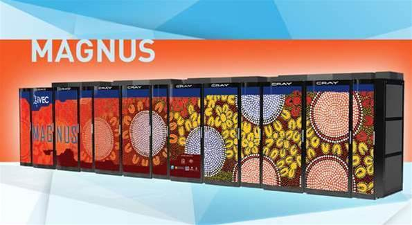 iVEC to boost Pawsey supercomputing power