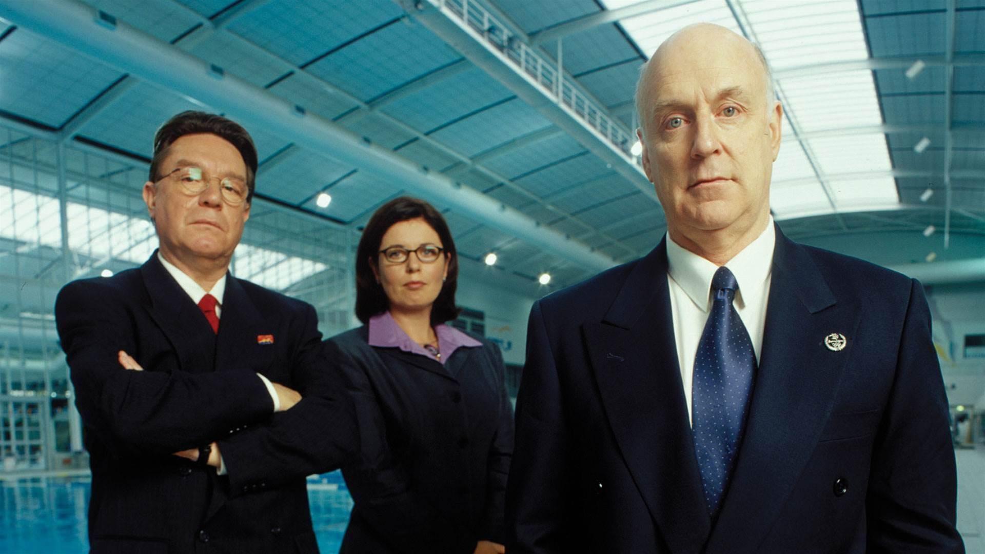 How John Clarke organised the Sydney Olympics