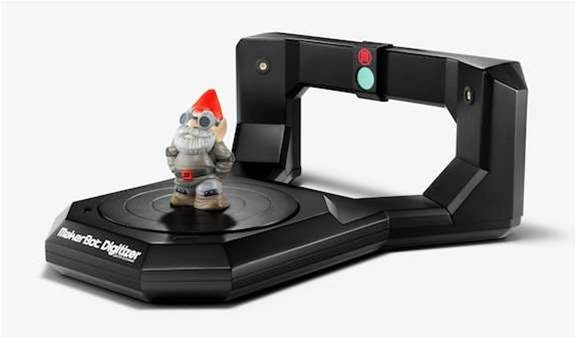 MakerBot Digitizer 3D scanner available to buy now