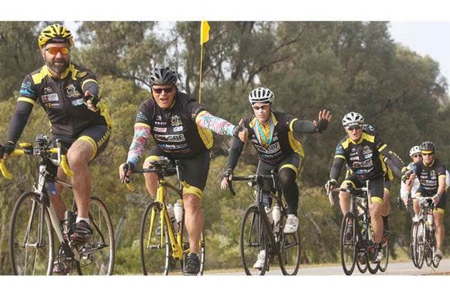 New Aussie documentary explores what it means to be a MAMIL