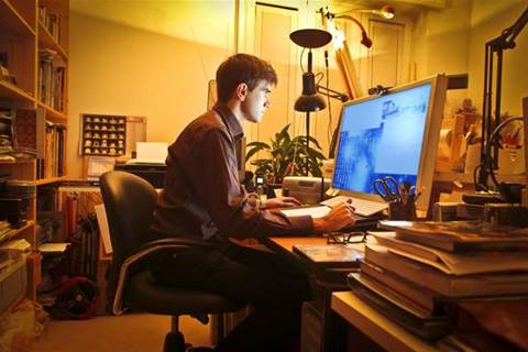 """Opinion: The """"work at home"""" myth"""